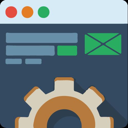 feder logo web design