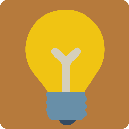 feder logo lampadina